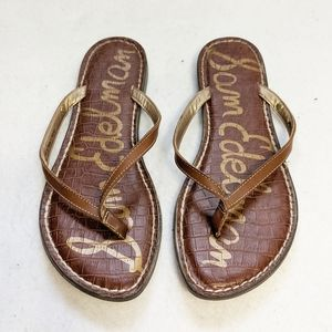 Sam Edelman Gracie Thong Flip Flop Sandals
